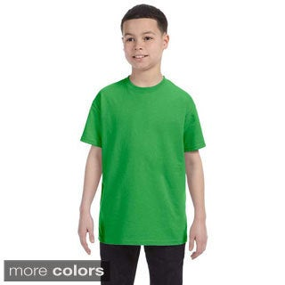 Fruit of the Loom Youth 50/50 Blend Best T-shirt