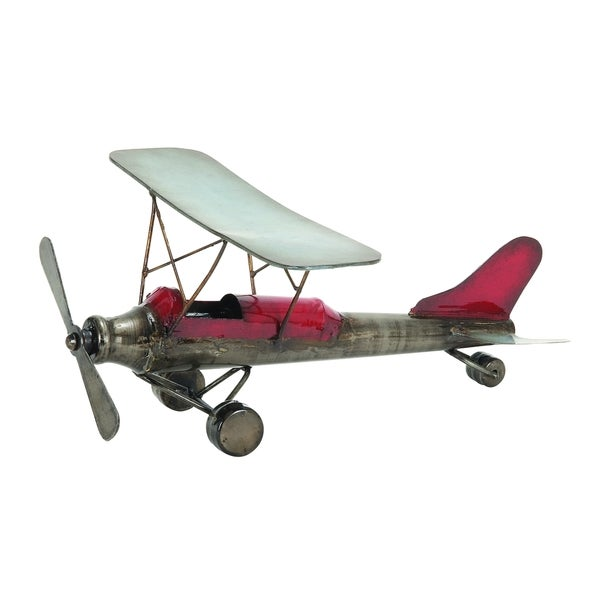 Metal Decorative Plane