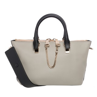 Chloe Mini Baylee Bi-color Shoulder Bag