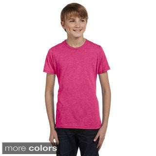 Youth Boy's Jersey Short-sleeve T-shirt