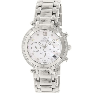 Precimax Women's PX13346 'Glimmer Elite' Stainless Steel Watch
