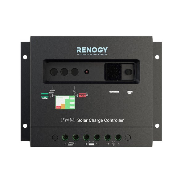Renogy 30 Amp PWM Charge Controller