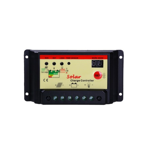 Renogy 10 Amp PWM Charge Controller