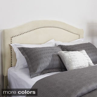 Addison Nailhead Trim Upholstered Headboard