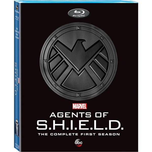 Agents Of S.H.I.E.L.D: The Complete First Season (Blu-ray Disc) 13114955