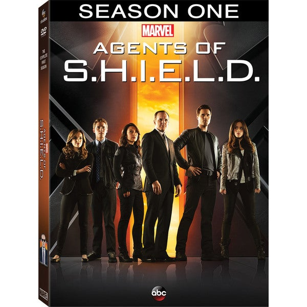Agents Of S.H.I.E.L.D: The Complete First Season (DVD) 13114956