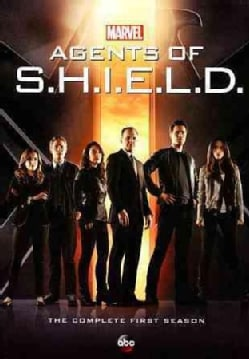 Agents Of S.H.I.E.L.D: The Complete First Season (DVD)
