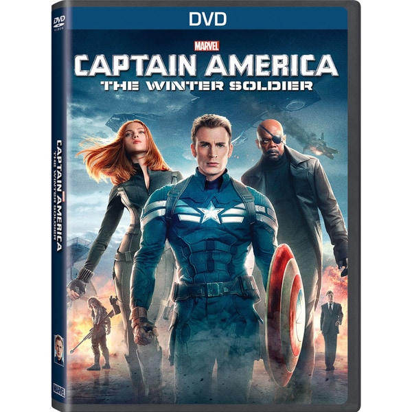 Captain America: The Winter Soldier (DVD) 13114958