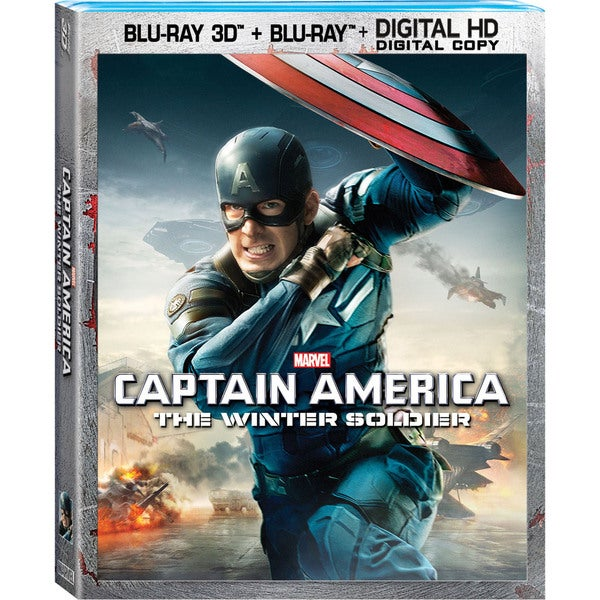 Captain America: The Winter Soldier 3D (Blu-ray Disc) 13114959