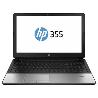 "HP 355 G2 15.6"" LED Notebook - AMD E-Series E1-6010 1.35 GHz - Silver"
