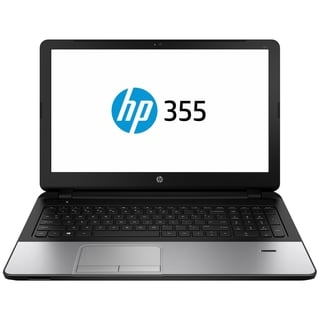 "HP 355 G2 15.6"" LED Notebook - AMD A-Series A4-6210 1.80 GHz - Silver"