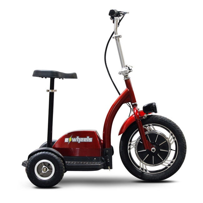 Overstock.com E Wheels EW-18 Stand Ride Scooter at Sears.com