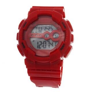 Xtreme Tween X Shock Digital Multifunction LED Red Watch