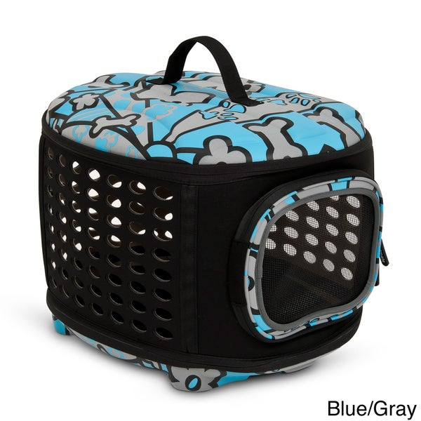 Petmate Curvations Luxury Retreat Pet Carrier