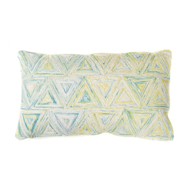 Multi-triangle Decorative Throw Pillow