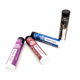 Karess Krafters Holiday Edition 4-piece Lip Balm Set