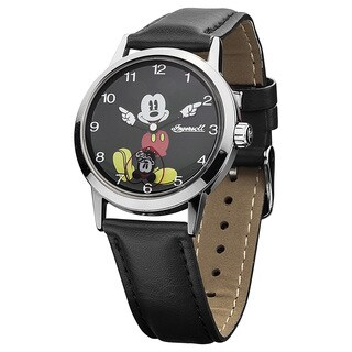 Ingersoll Disney 'Looking for Mickey' Polyurethane Watch