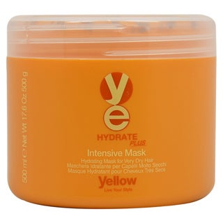 Alfaparf Yellow Hydrate Intensive 17.6-ounce Mask