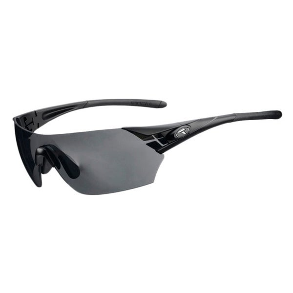 Tifosi Podium Matte Black All-Sport Interchangeable Sunglasses