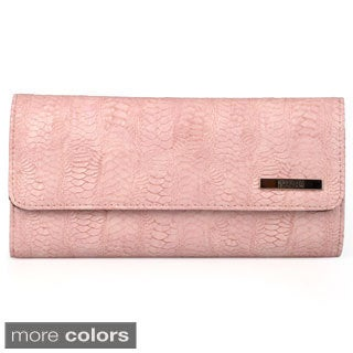 Kenneth Cole Reaction Women's Elongated Clutch Wallet