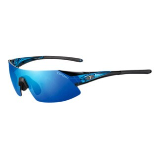 Tifosi Podium XC Crystal Blue All-Sport Interchangeable Sunglasses