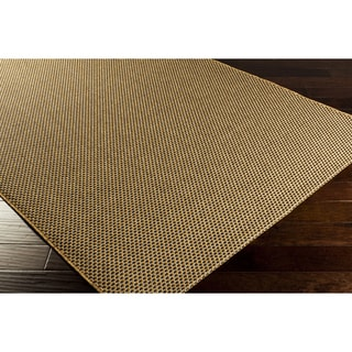 Meticulously Woven Pippa Solid Indoor/ Outdoor Area Rug (5'3 x 7'6)