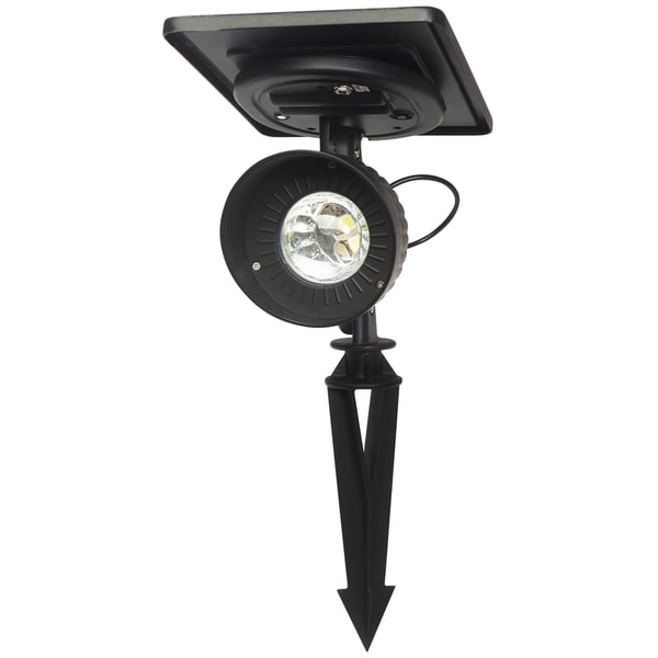 Gama Sonic GS-103 Progressive Solar Accent LED Spotlight