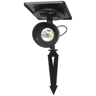 Gama Sonic GS-103 Progressive Solar Accent LED Spotlight
