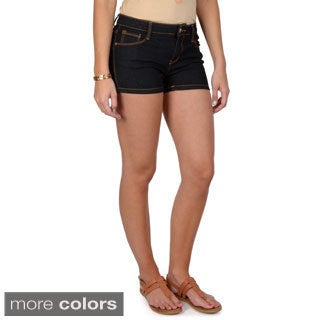 Hailey Jeans Co. Junior's Denim Short Shorts