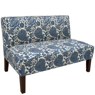 Made to Order Armless Settee