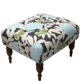 Made to Order Tufted Ottoman