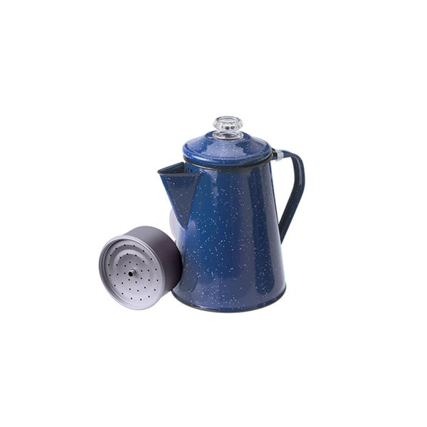 GSI Outdoors Blue 8-cup Percolator