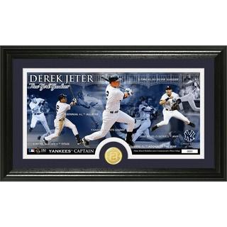 Derek Jeter Final Season Panorama Minted Coin Photo Mint