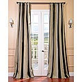 Signature Stripe Sake Faux Silk Taffeta Curtain Pan 50x120 (As Is Item)