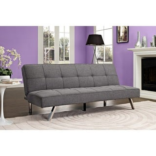 DHP Zoe Convertible Futon Sofa Bed