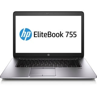"HP EliteBook 755 G2 15.6"" Notebook - AMD A-Series A6 Pro-7050B 2.20 G"