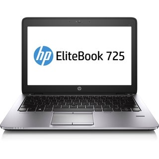 "HP EliteBook 725 G2 12.5"" LED Notebook - AMD A-Series A6 Pro-7050B 2."