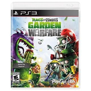 PS3 - Plants vs Zombies: Garden Warfare