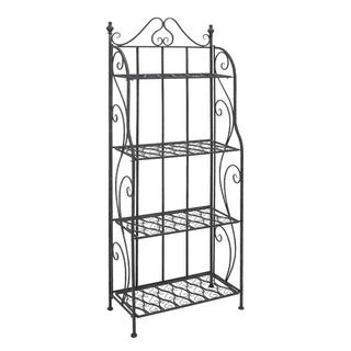 Bakers Rack with Classic Design