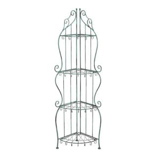Corner Rack with Conventional Style