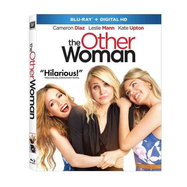The Other Woman (Blu-ray Disc) 13118245