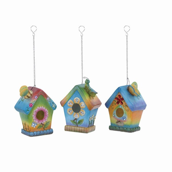 Birdhouse (Set of 3)