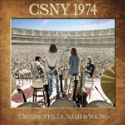 CSNY 1974 (Audio Only)