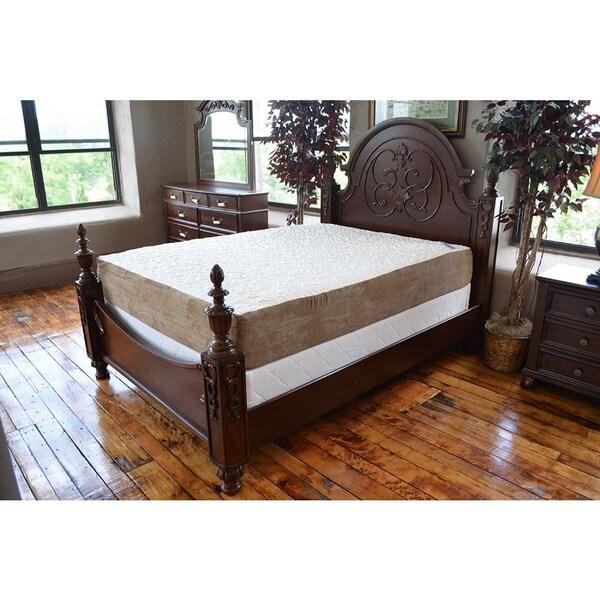 Better Snooze Palatial Luxury 14-inch Queen-size Gel Memory Foam Mattress