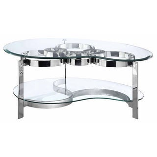 Mercury Cocktail Table