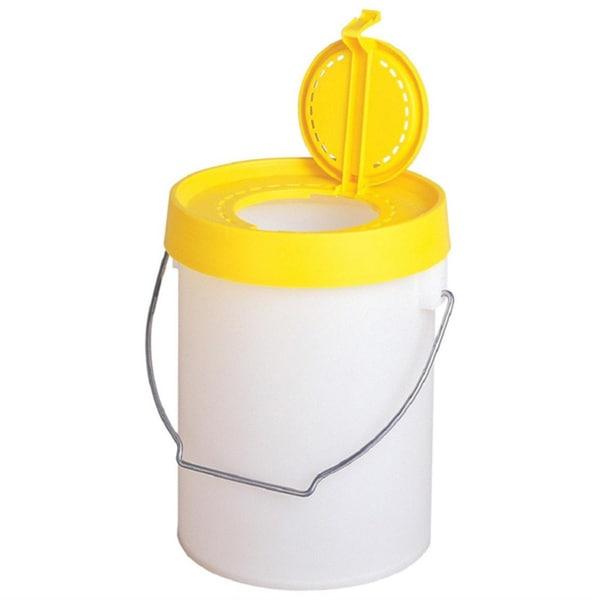 Frabill 8 Quart Foam Liner Bait Bucket 16304213