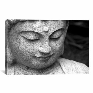 Chinese Buddha by Unknown Artist Canvas Print Wall Art