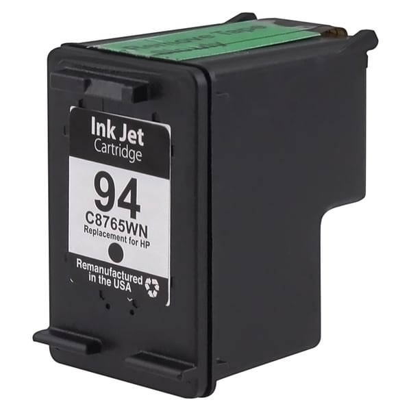 INSTEN Remanufactured C8765W No. 94 Ink Cartridge for HP Deskjet PhotoSmart PSC