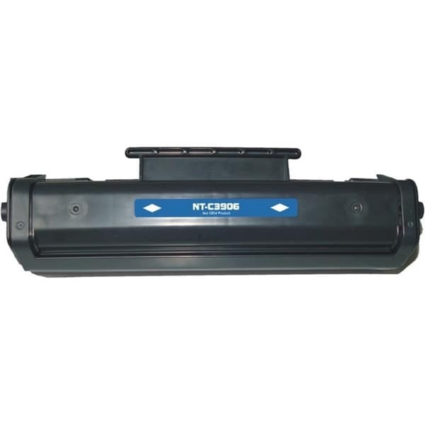 INSTEN Black Toner Cartridge C3906A for HP P Series/ LaserJet/ Canon LBP 660 320