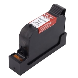 BasAcc Remanufactured C6615A/D No.15 Black Ink Cartridge for HP PSC/ Fax Series